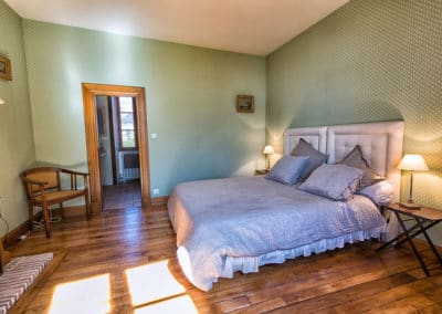 Manoir La Ceiba - Chambre Verte 5