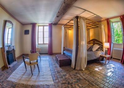 Manoir La Ceiba - Grande Chambre 3