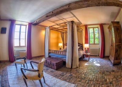 Manoir La Ceiba - Grande Chambre 4
