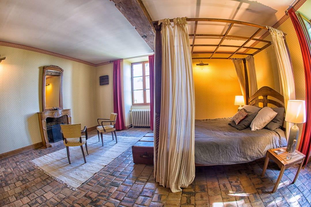 Manoir La Ceiba - Grande Chambre