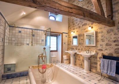 Manoir La Ceiba - Salle de bain 4