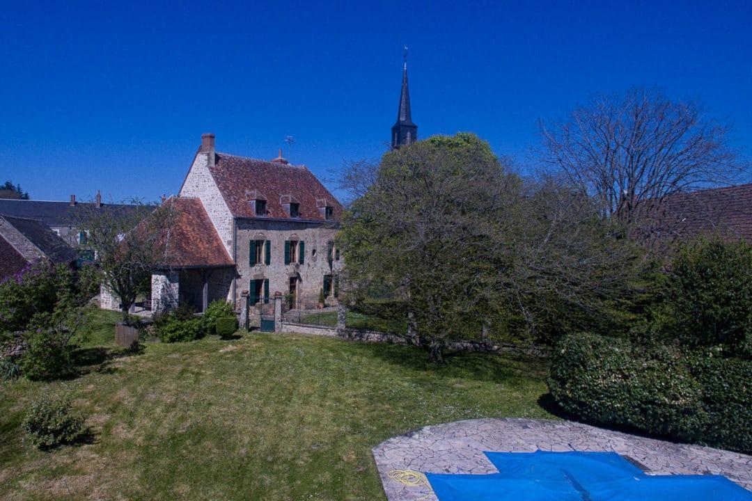 Manoir La Ceiba - Manoir et Piscine
